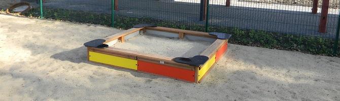 Sandkästen