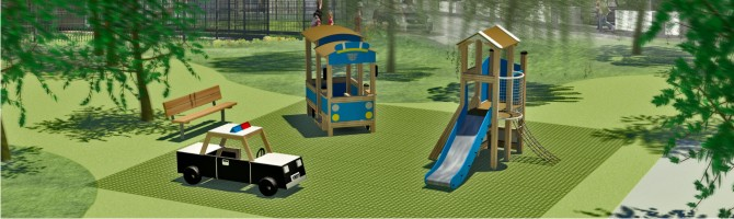 Themen-Spielplätze