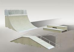 Concrete Skate Park