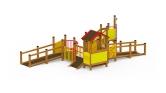 Barrierefreie Spielplatzgeräte