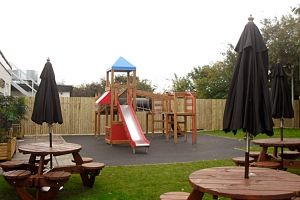 Greene King Pubs, Ring O Bell Play Area, GB